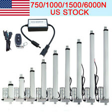750/1000/1500/6000N Linear Actuator 12V Electric Linear Motor for Door open