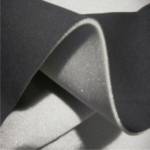 Car Headlining or Headliner Fabric 2mm Foam Backed Sold By the metre! 6 Colours