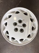 88 89 90 91 92 Toyota Supra White Spun-Tested 16X7 Right Wheel Rim Oem Warranty
