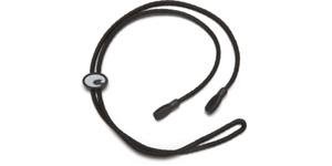 COSTA DEL MAR Fathom Cord Black. Made in USA! Sunglasses Cord Keeper Chain