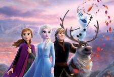 Frozen Ii Movie Poster Photo Print Wall Art 8x10 11x17 16x20 22x28 24x36 27x40 B