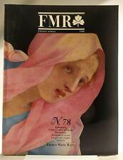 FMR Rivista di FRANCO MARIA RICCI n.78