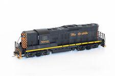 HO Scale Front Range Rio Grande GP9 Diesel Locomotive #5942 D&RGW