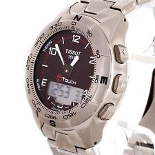 TISSOT T-TOUCH II titanio acciaio inox ref. t047.420.44.057.00