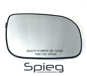 Side Mirror Glass For 97-05 CHEVROLET Venture Montana Heated Passenger RIGHT RH