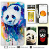 iPhone 7 7 Plus 6s 6 Plus Case Panda Print Wallet Leather Cover For Apple SE 5s