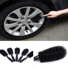 3 PCs Car Vehicle Motorcycle Wheel Tire Rim Scrub Brush Washing Cleaning Cleaner