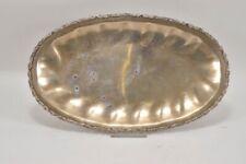 f50g55- 925er Sterling Silber Schale