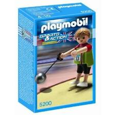 Playmobil - 5200 - SPORTS & ACTION - Lanceur de marteau  NEUF