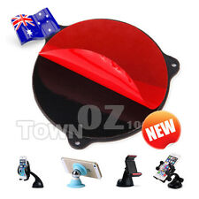 Car Cradle Holder GPS Adhesive Disk Dash Dashboard Suction Mount Disc Sticky Pad