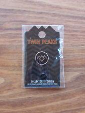 Twin Peaks RockLove Owl Lapel Pin OOP David Lynch New
