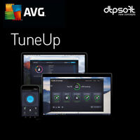AVG PC TuneUp 2019 1 PC 1 Device 12 Months License PC 1 user 2018 Tune Up US