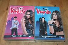 LOT 2 COFFRETS DVD * CHICA VAMPIRO  * SAISON 1 PARTIE  1 + 2  40 EPISODES  neuf