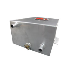 "CXRacing 2.4 GAL ICE BOX TANK RESERVOIR Air water Intercooler 14""x8""x5"""