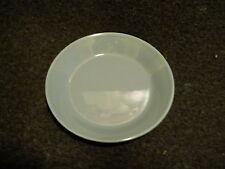 "Arabia Teema dark gray  bread  plate 5 5/8"""