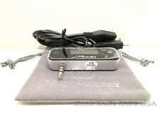 JPower Android iPhone Audio Music FM Transmitter w/ Power Button & LCD Display