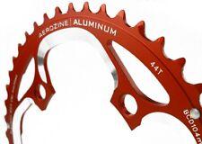 Aerozine XT Performance Chain Rings Orange-44T