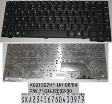 Tastiera Qwerty REGNO UNITO FUJITSU SIEMENS AMILO M6450G K021327K1 Regno Unito