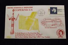 SPACE COVER 1972 MACHINE CANCEL OSO COPERNICUS STUDY OF INTERSTELLAR GAS (1914)