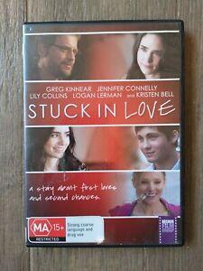 Stuck In Love (DVD, 2013) X-Rental Region 4