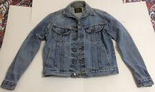 Vintage Lee Womens Blue Jean Jacket Size Small