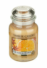 Yankee Candle 22 oz Star Anise & Orange Food & Spice Collection New