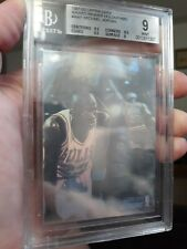Michael Jordan 91 92 Upper Deck AW Hologram Graded BGS 9! Investment, Rare!