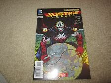 JUSTICE LEAGUE #10 VARIANT ISSUE  NEW 52  SEE MY OTHERS!!!