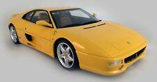 Ferrari 355 Berlinetta GT Spirit 1:12 1/12 gelb yellow Resin - Einzelstück