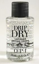 100% Authentic OPI Drip Dry Lacquer Polish Drying Drops - 30ml / 1 fl.Oz