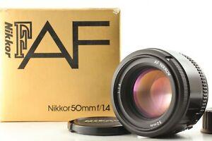 【TOP MINT】Nikon AF Nikkor 50mm f/1.4 Standard AF Lens From Japan