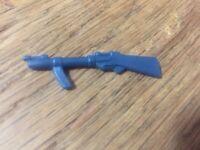 Star Wars vintage original Bossk rifle weapon