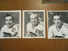 """CHICAGO COUGARS (WHA) 8"""" X 10"""" GLOSSY PHOTOS -  26 DIFFERENT"""