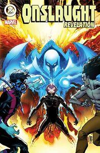 X-MEN ONSLAUGHT REVELATION #1 MARVEL COMICS 2021 MCU Disney