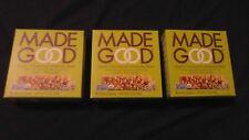 (3) Boxes Made Good Apple Cinnamon Granola Bars 5.1 Oz / 6 Bars Per Box #5