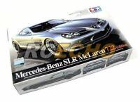 Tamiya Automotive Model 1/24 Car Mercedes-Benz SLR McLaren 722 Edition 24317