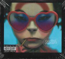 GORILLAZ - Humanz - CD - Parlophone - 0190295851170 - Pop Rock - 2017 -  Europe