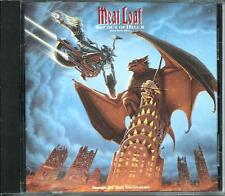 MEAT LOAF *BAT OUT OF HELL II:BACK INTO HELL *ORIGINAL1993 US IMPORT CD LIKE NEW