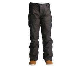 RIDE Women's ROXHILL Snow Pants - Black Melange - Medium - NWT