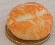 1:12 Scale Large Round Loaf Of Bread Tumdee Dolls House Bakery Food Accessory fl