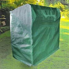 Grün 135//160 cm Schutzhülle für Strandkorb 120 x 90 x H