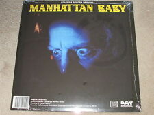 FABIO FRIZZI - MANHATTAN BABY - NEW - LP RECORD