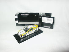 MASERATI GRAND TURISMO MC GT4 #16 TEST CAR TROFEO 2010 1/43 MINICHAMPS 1/1008