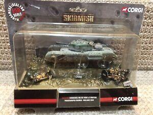 Corgi Skirmish 1:50 Churchill Mk. VII & 3 Paratroopers, Holland 1944, CC60109