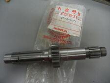 NOS Honda Mainshaft 16T 1982 CR480R 23211-KA5-770