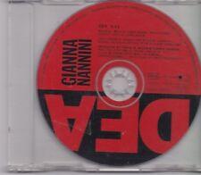 Gianna Nannini-DEA promo cd single