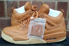 Nike Air Jordan 4 Pinnacle Ginger Gum UK 9.5 EU 44. 5 US 10.5   819319 205