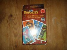 Power of the Gormitti Lords of Nature Giant Playing Cards by Jumbo
