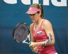 Nicole Gibbs Tennis 8x10 Photo Signed Auto COA