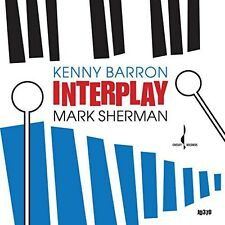 Kenny Barron & Sherman, Mark - Interplay [New CD]